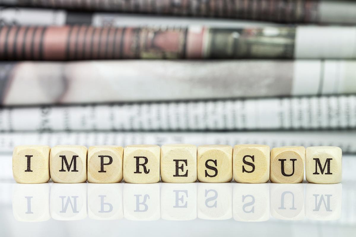 CR Comm - Impressum
