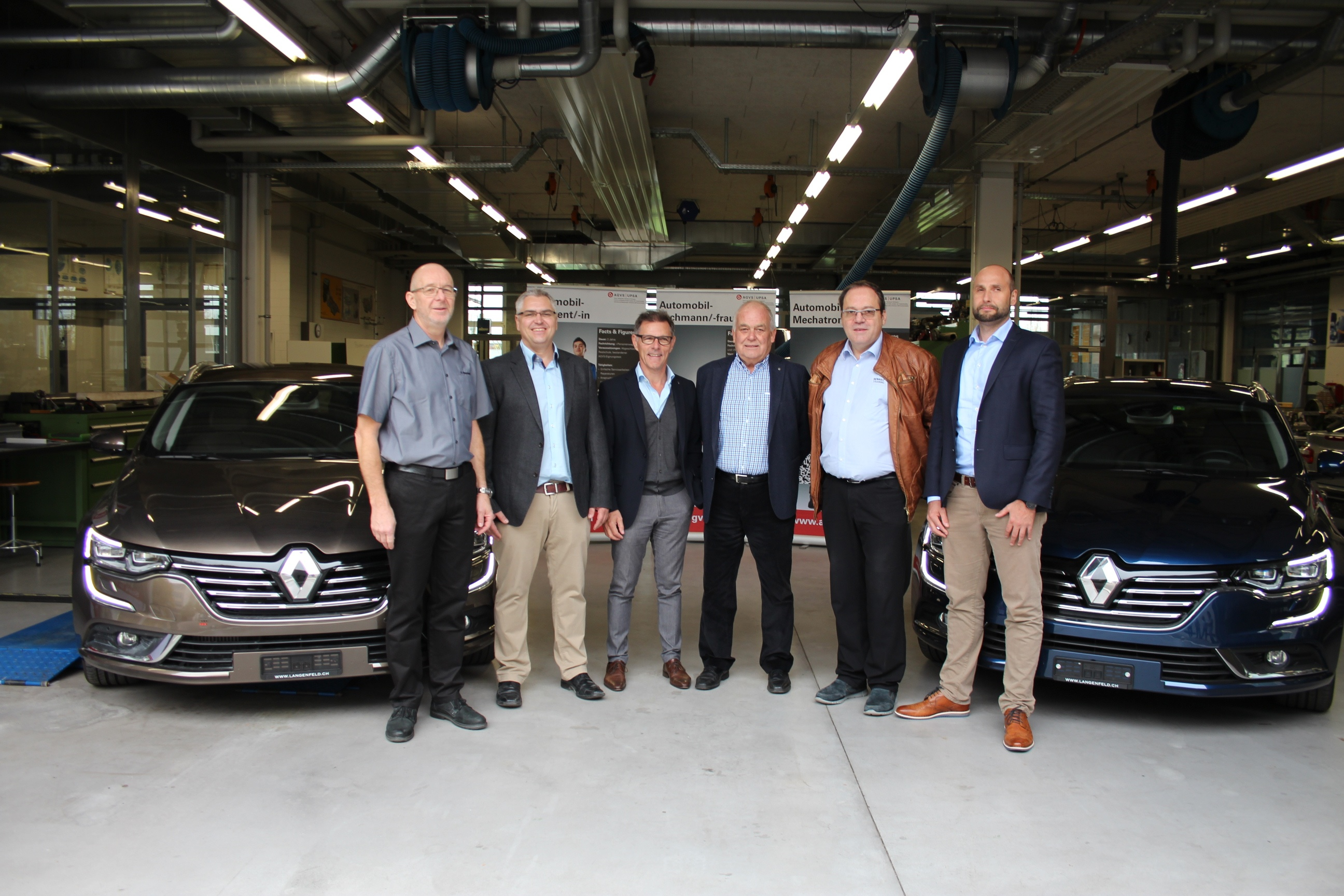 AGVS - Renault-Uebergabe - IMG_7688