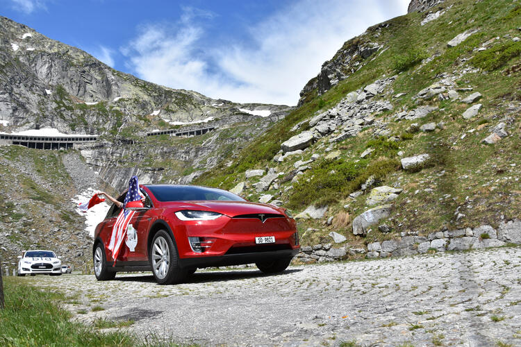 WAVE Trophy: Die grösste E-Mobil-Rallye der Welt