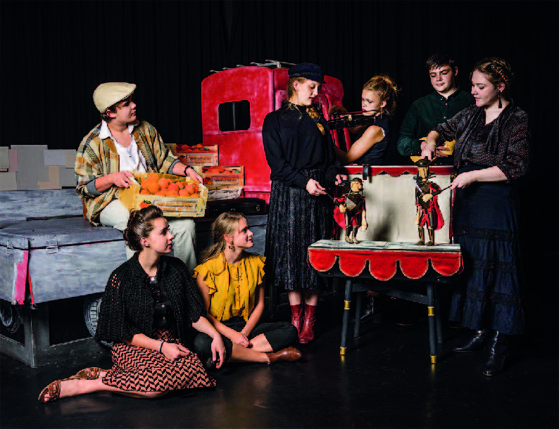 Momoll Jugendtheater